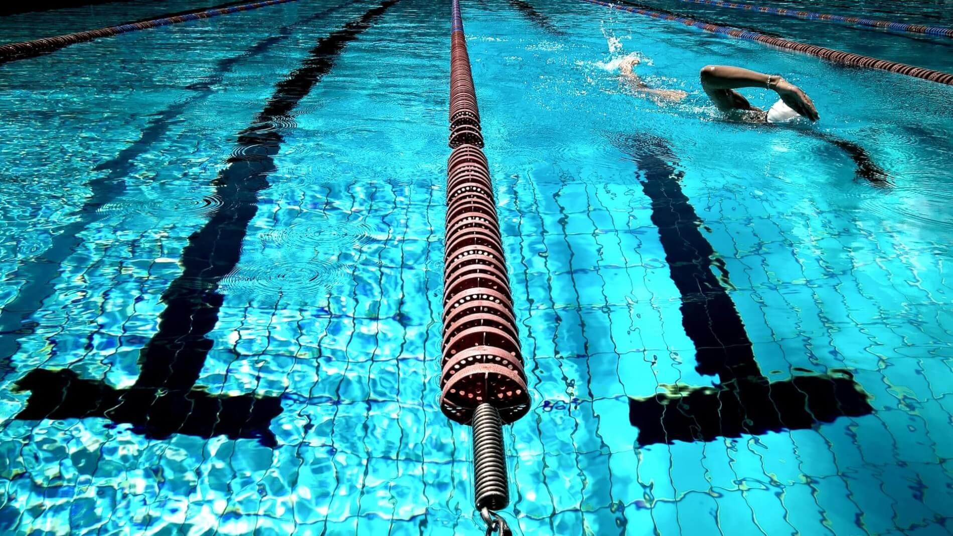 Séance natation Nantes perfectionnement technique nage