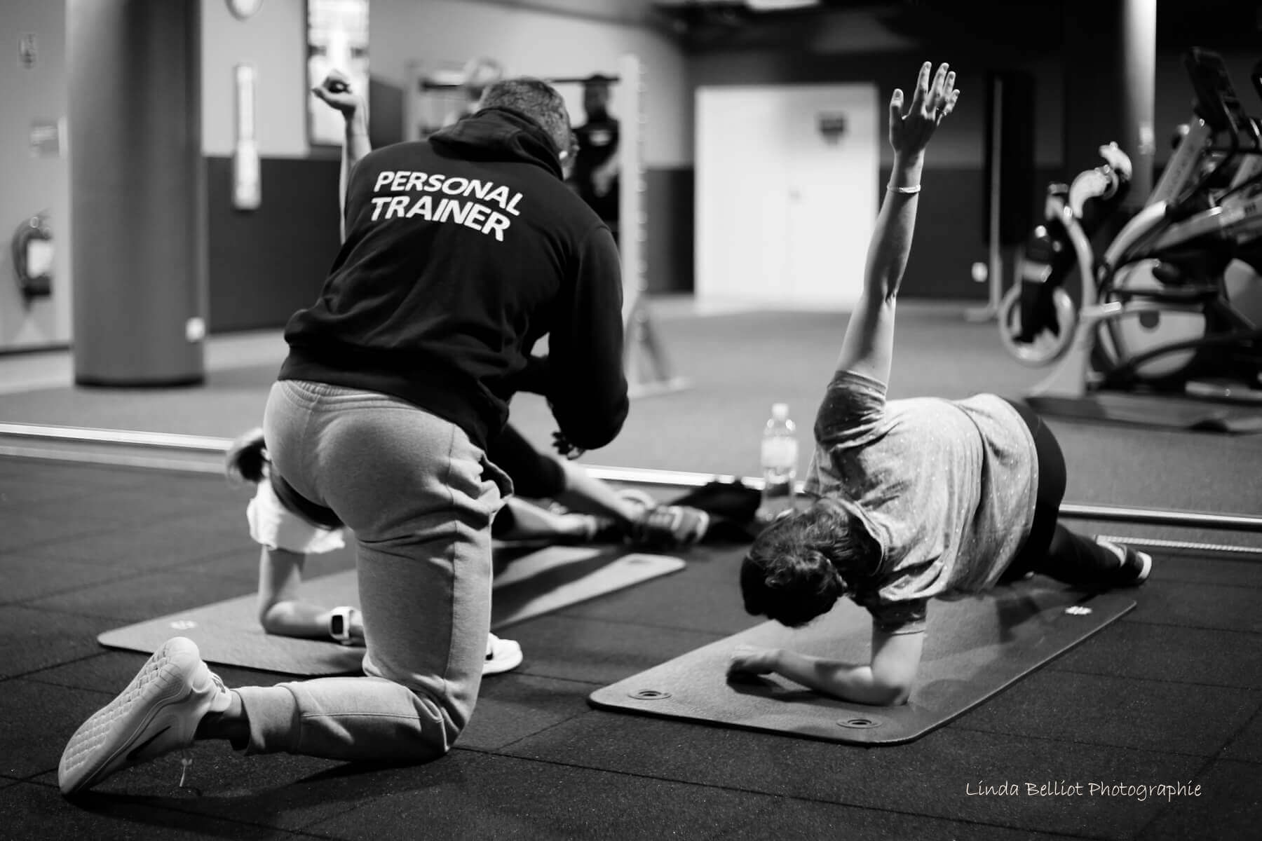 Coach sportif personal training fitness Nantes