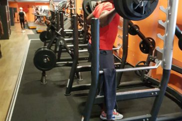 Séance musculation personal training nantes
