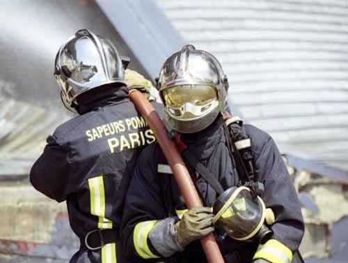 Entrainement sport concours pompier Nantes