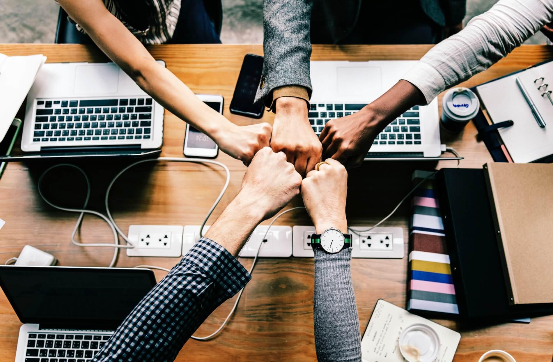 Collaboration Team buiding sport nantes
