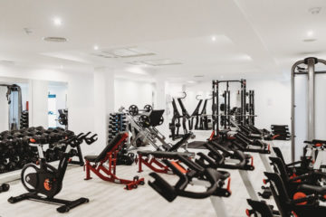 Salle fitness musculation sport nantes Fit&Swim