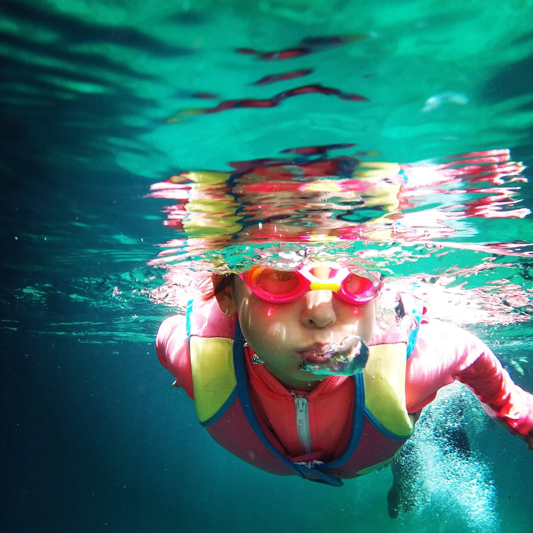 Cours natation Nantes